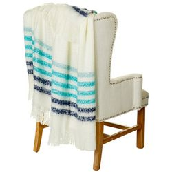 Thro Ferdiano Stripe Throw