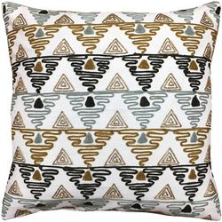 Mod Lifestyles Gold Collection Egypt Pyramid Pillow