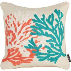 Mod Lifestyles Coral Decorative Pillow