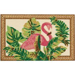 Nourison Flamingo Accent Rug