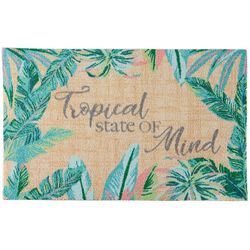 Nourison Enhance Tropical State of Mind Accent Rug