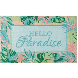 Nourison Enhance Hello Paradise Accent Rug