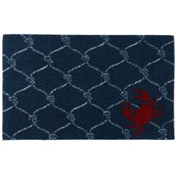 Nourison Enhance Crab Rope Accent Rug