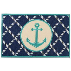 Nourison Rope Anchor Accent Rug
