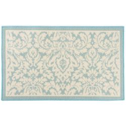 Waverly Fancy Free and Easy Dashing Damask Accent Rug