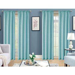 Beatrice 4-pk. Harper Curtain Panels