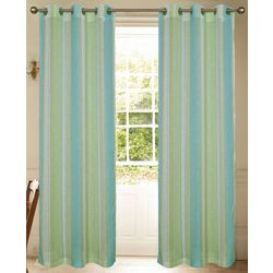 Beatrice 2-pk. Orchid Stripe Curtain Panels