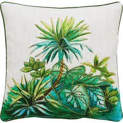 Victoria Classics Tropical Jungle Decorative Pillow