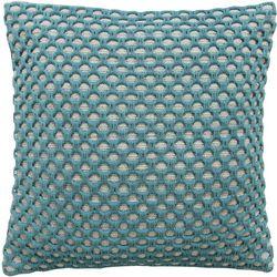 Victoria Classics Sheila Woven Circle Decorative Pillow