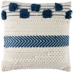 Foreside Aleks Woven Decorative Pillow