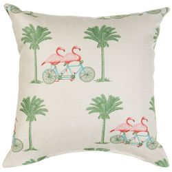 Newport-Layton Seaside Decorative Pillow