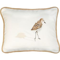 Jordan Manufacturing Sandpiper Decorative Pillow