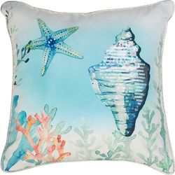 Jordan Manufacturing Under The Sea Decorative Pillow
