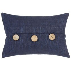 Jordan Manufacturing Dynamic 3-Button Decorative Pillow
