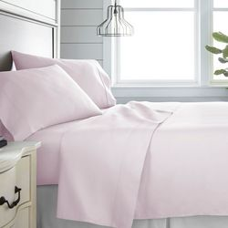 Home Collections Solid Cotton Sheet Set