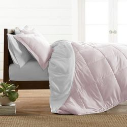 Home Collections Premium Down Alternative Comforter Set