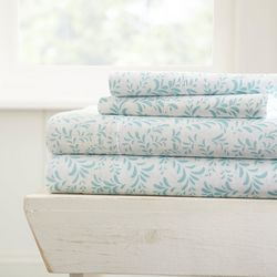Home Collections Premium Ultra Burst Of Vines Sheet Set