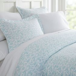 Home Collections Premium Soft Burst Of Vines Duvet Cover Set