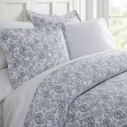 Home Collections Premium Ultra Soft Paisley Duvet Cover