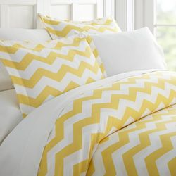 Home Collections Premium Ultra Soft Arrow Duvet Cover Set