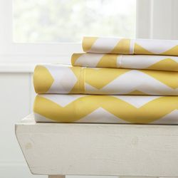 Home Collections Premium Ultra Soft Arrow Sheet Set