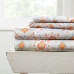 Home Collections Premium Ultra Soft Aztec Dreams Sheet Set
