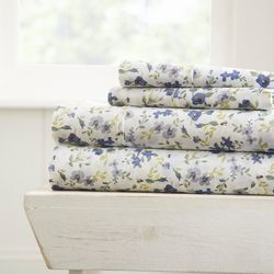 Home Collections Premium Ultra Soft Blossoms Sheet Set