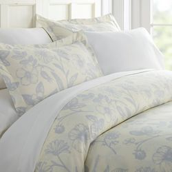 Home Collections Premium Ultra Soft Garden Duvet Cover Set