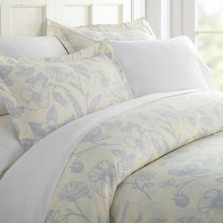 Home Collections Premium Ultra Soft Garden Duvet Cover Set