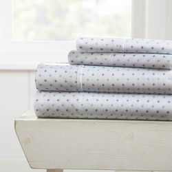 Home Collections Premium Ultra Soft Lily Sheet Set