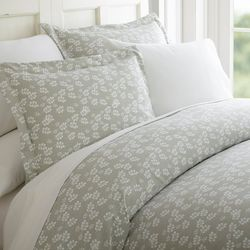 Home Collections Premium Soft Wheatfield Duvet Cover Set
