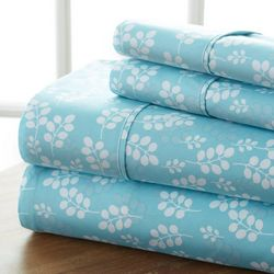 Home Collections Premium Ultra Soft Wheatfield Sheet Set