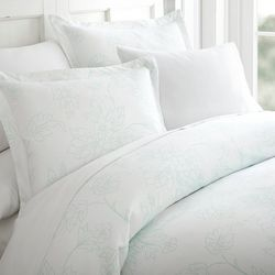 Home Collections Premium Ultra Soft Vine Duvet Cover Set