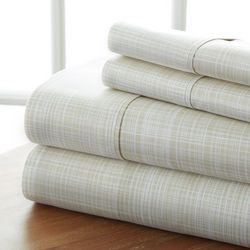 Home Collections Premium Ultra Soft Thatch Sheet Set