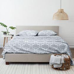 Home Collections Premium Ultra Soft Garden Estate Sheet Set