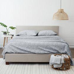 Home Collections Premium Ultra Soft Trellis Vine Sheet Set