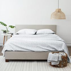 Home Collections Premium Ultra Soft Bluebirds Sheet Set