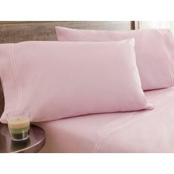 Elite Home Soft Washed Percale Sheet Sets