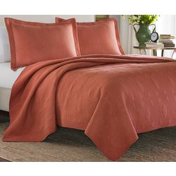 Stone Cottage Arbor Solid Quilt Set