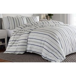 Stone Cottage Conrad Grey 3-pc. Comforter Set