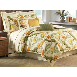 Birds Of Paradise Comforter Set