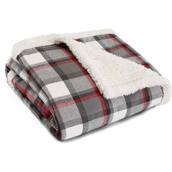 Eddie Bauer Wallace Plaid Throw Pillow