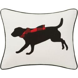 Eddie Bauer Winter Lab Throw Pillow