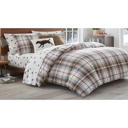 Eddie Bauer Classic Plaid Comforter Set