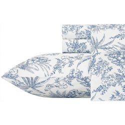 Tommy Bahama Pen & Ink Palm Sheet Set