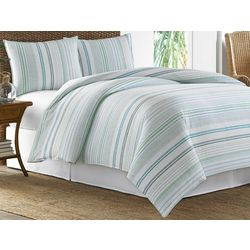 Tommy Bahama Seaglass La Scala Duvet Set