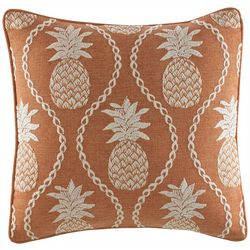 Tommy Bahama Batik Pineapple Decorative Pillow