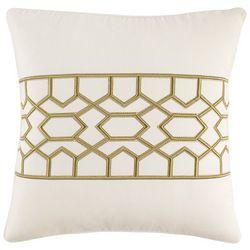 Tommy Bahama Canyon Palms Lattice Decorative Pillow