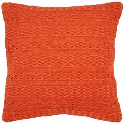 Tommy Bahama Island Essentials Orange Decorative Pillow