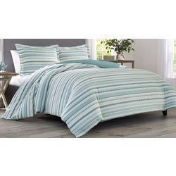 Clearwater Cay 3-pc. Duvet Cover Set